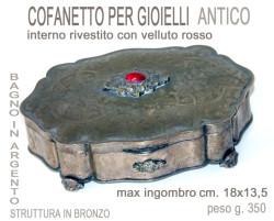 Copia di Copia di Copia di OGGETTI DA VENDERE COFANETTO IN ARGENTO copia copia