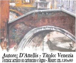 D'Attellis  Venezia - A A 4
