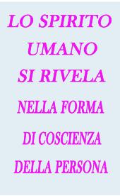 Copia di LO SPIRITO UMANO -B mezzo  A4 copia